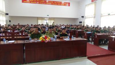 Chi cục Kiểm lâm vùng III tổ chức tuyên truyền giáo dục pháp luật các văn bản Quy phạm pháp luật về Luật Lâm nghiệp năm 2017 tại tỉnh Kiên Giang